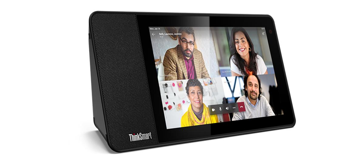 Microsoft Teams Displays são smart displays para uso em reuniões
