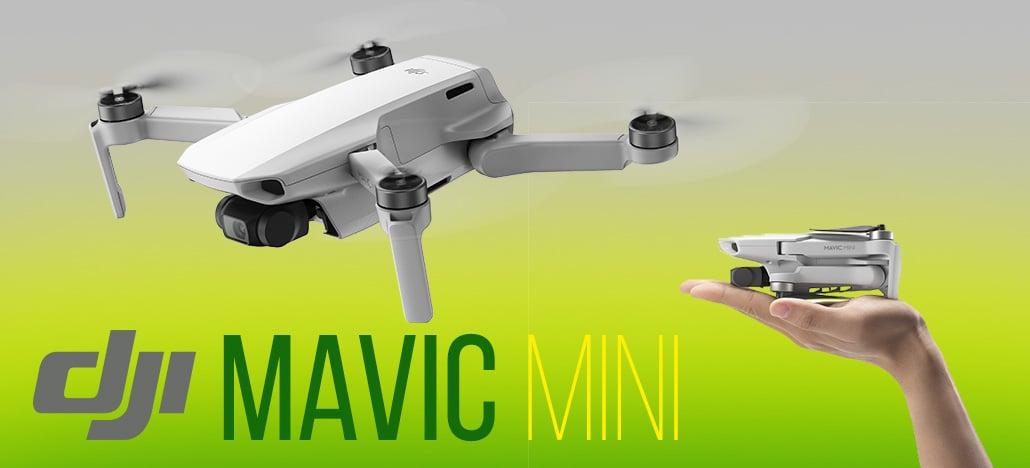 Mavic Mini chega no Brasil por R$4049; Confira imagens hands on