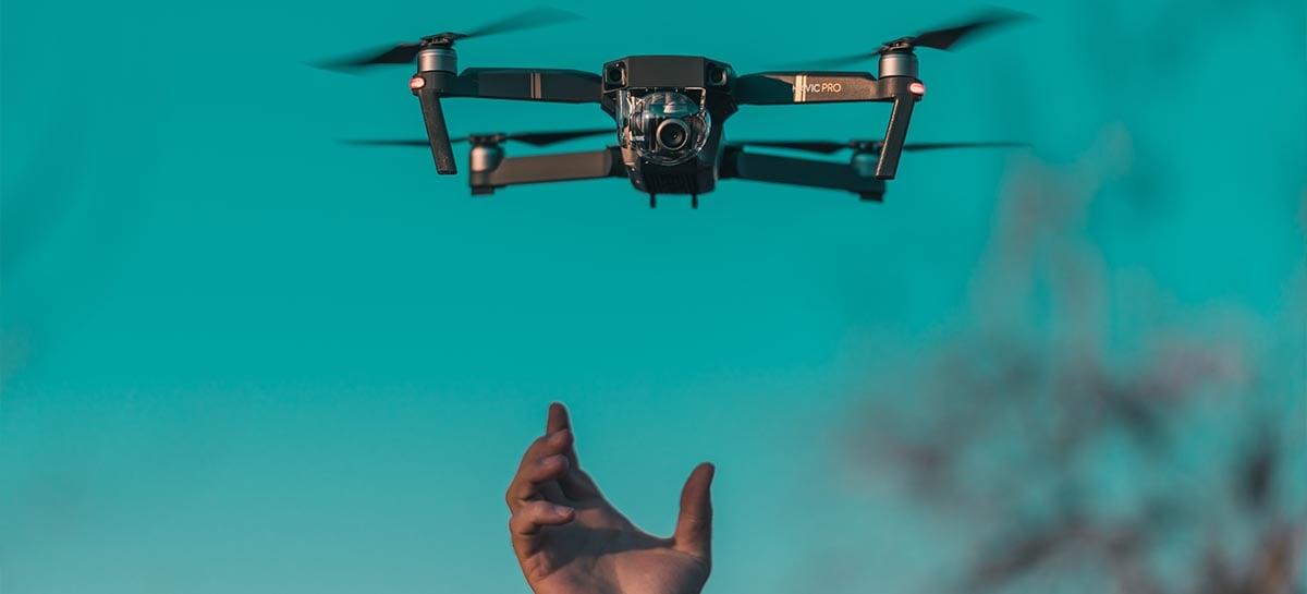 EUA tem mais marcas de drones, mas a chinesa DJI é a mais falada