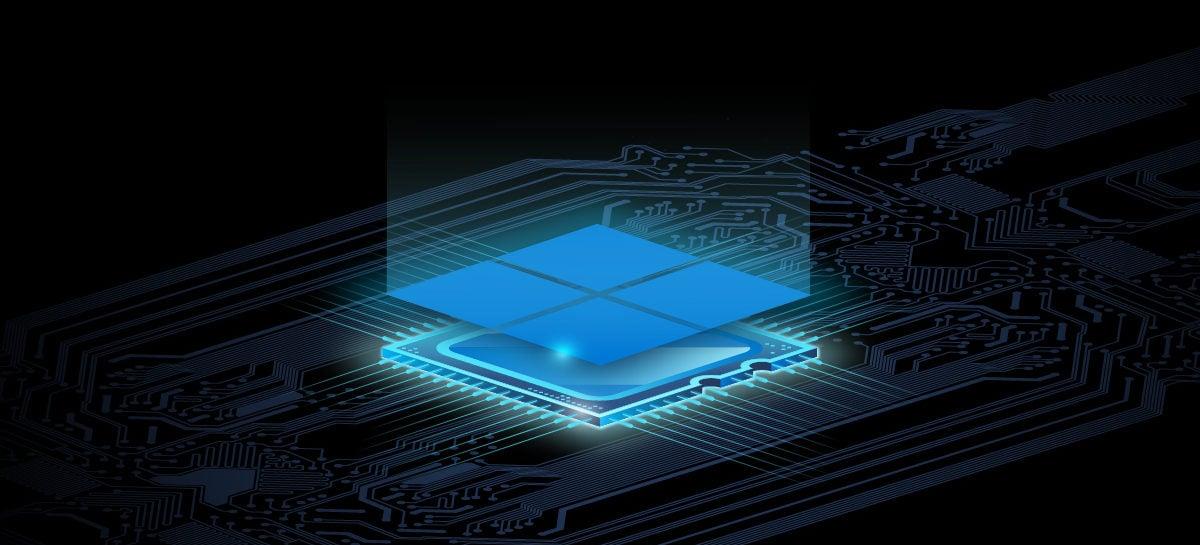 Microsoft Pluton é o novo chip de segurança da empresa para PCs com Windows