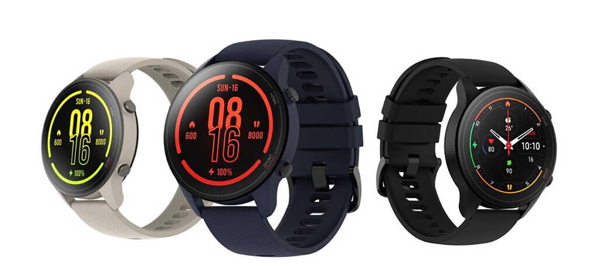 Xiaomi lança relógio Mi Watch que dura um mês com apenas duas cargas