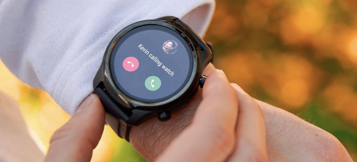 Smartwatch Mobvoi TicWatch Pro 3 LTE já está disponível na Europa