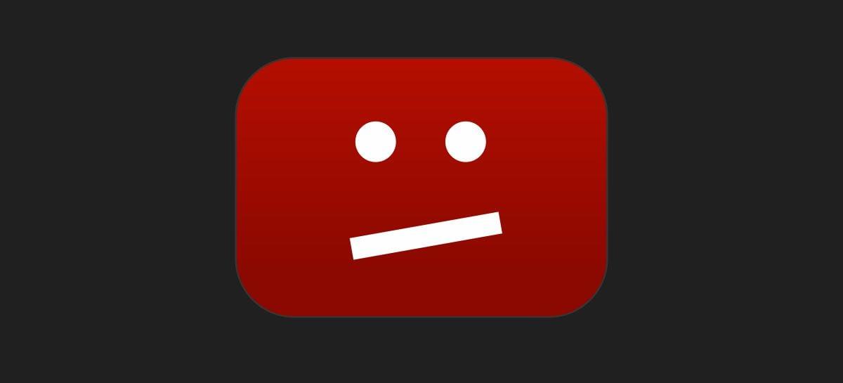 """Youtuber tem vídeos desmonetizados por uso dos números """"36"""" e """"50"""""""