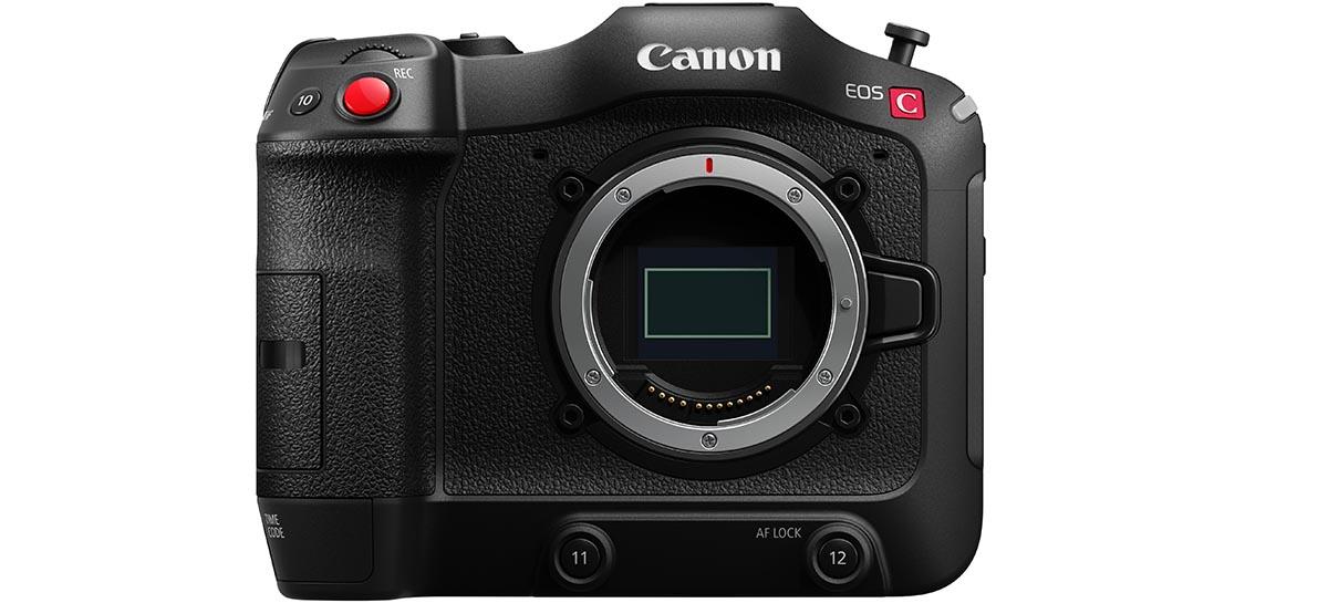 Canon anuncia a EOS C70 uma câmera compacta da linha Cinema da empresa