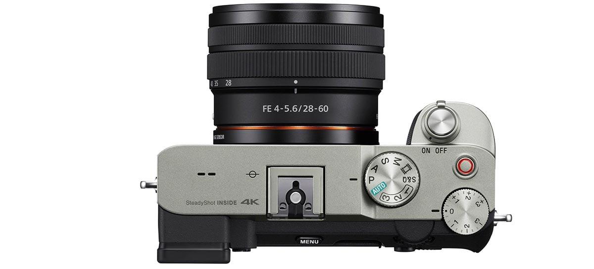 Sony A7C apresenta sua nova câmera full-frame super compacta
