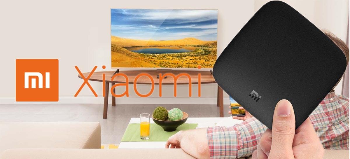 Mi Box 4S é a nova tv box da Xiaomi que suporta reprodução em até 8K