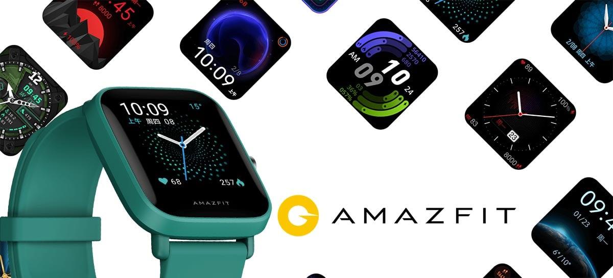 Huami lança novo smartwatch Amazfit Pop Pro na China custando R$ 320
