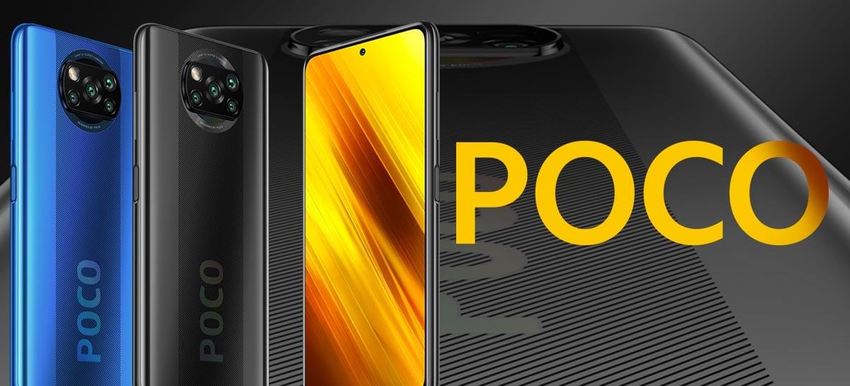 Xiaomi deve lançar novo smartphone da POCO até o final de 2020
