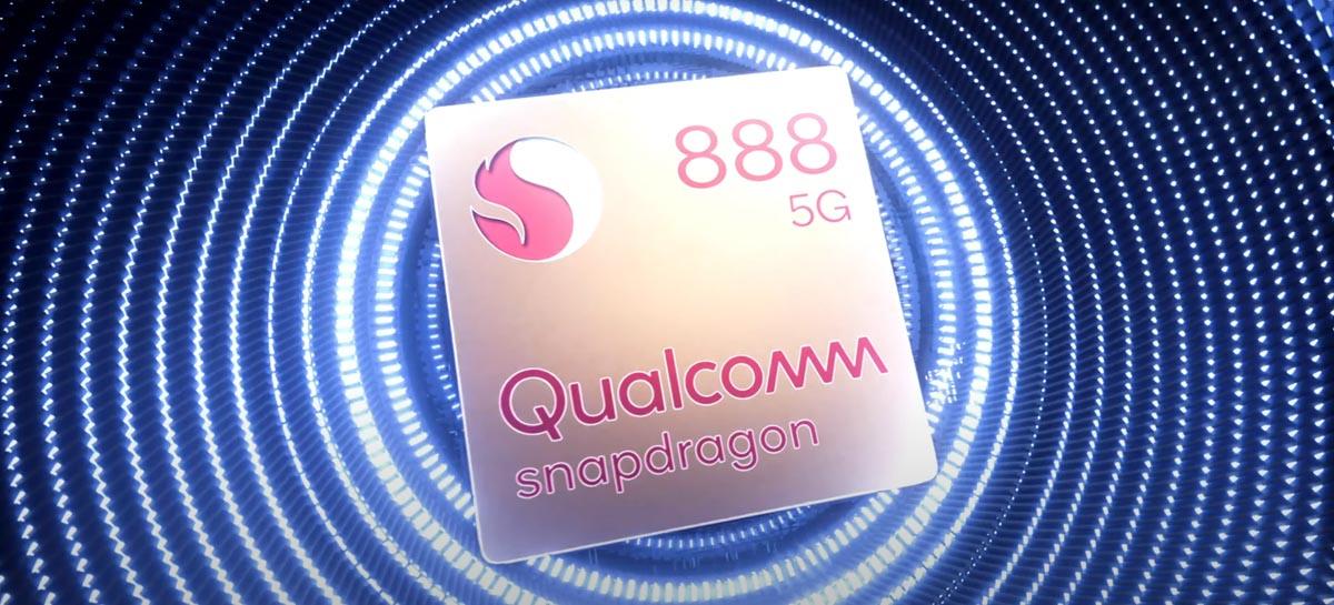 Novo SoC Snapdragon 888 já oficial em 14 smartphones topo de linha - Veja quais