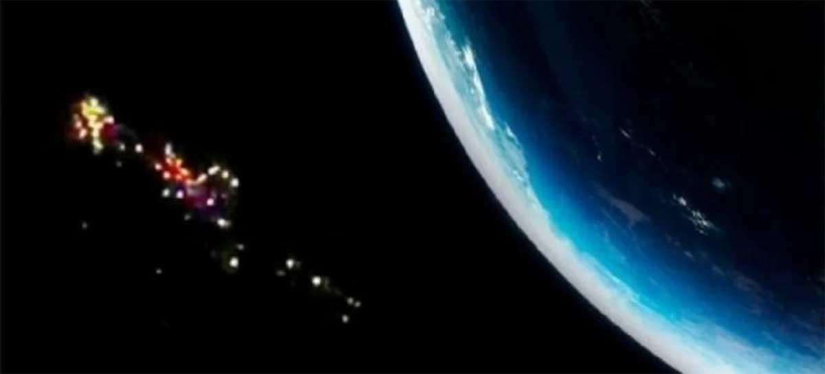 Câmera da Estação Espacial Internacional detecta 150 OVNIs na órbita terrestre
