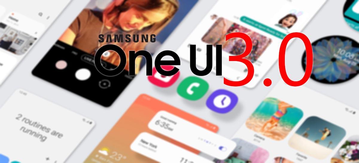 Samsung está liberando a atualização beta do Android 11 para os Galaxy S20