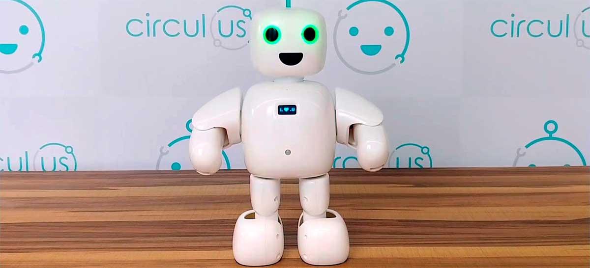 Conheça PiBo, o robô companheiro que também é assistente pessoal