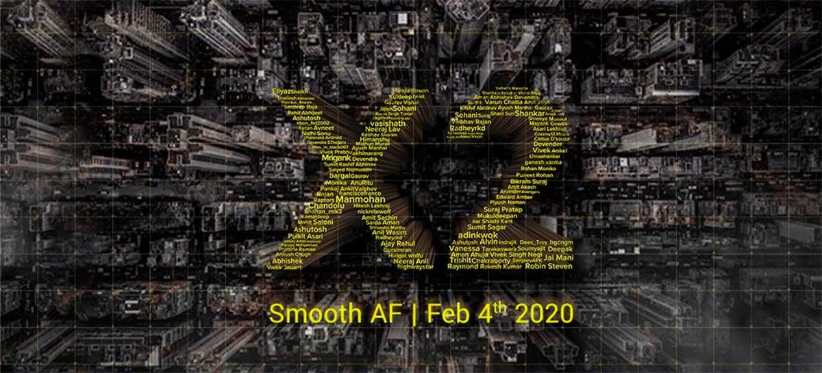 POCO X2 de 120Hz chega na próxima semana, dia 4 de fevereiro