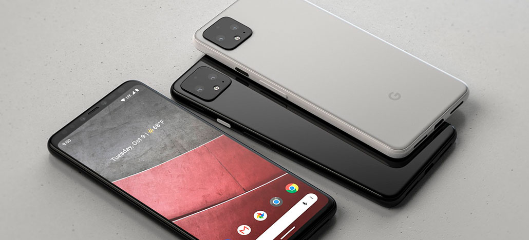 Novo vazamento de renderização revela detalhes do Google Pixel 4 e Pixel 4 XL [Rumor]