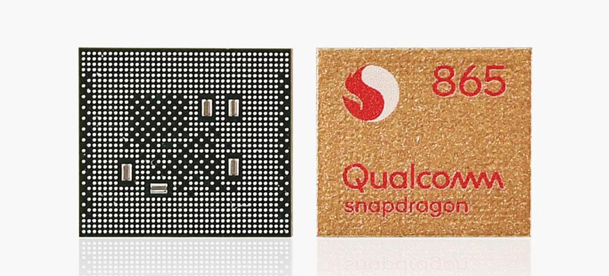 Celular com Snapdragon 865 é lançado na Índia com modem 5G desativado