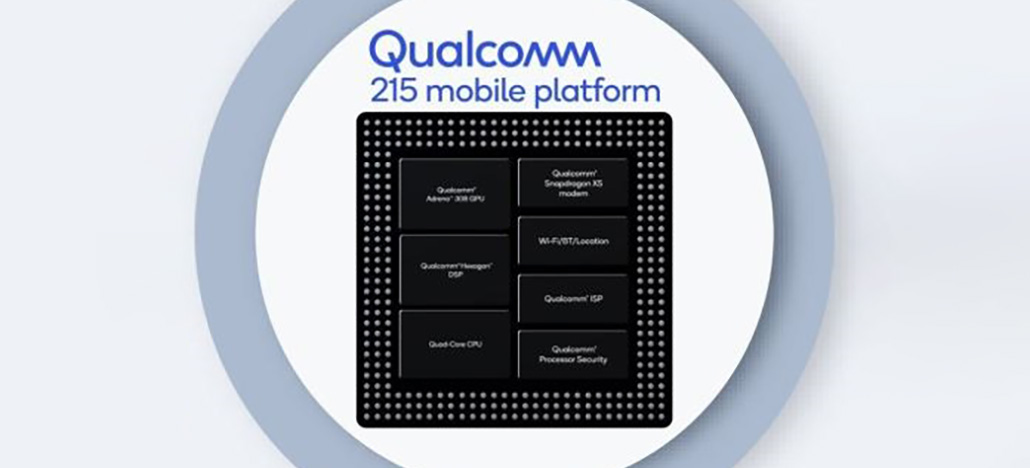 Qualcomm 215 é anunciado como novo processador para smartphones de baixo custo