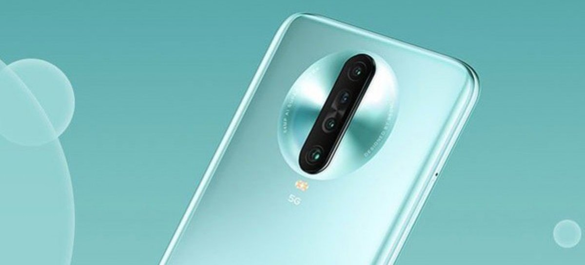 Redmi K30 5G Racing Edition é o primeiro celular equipado com o Snapdragon 768G