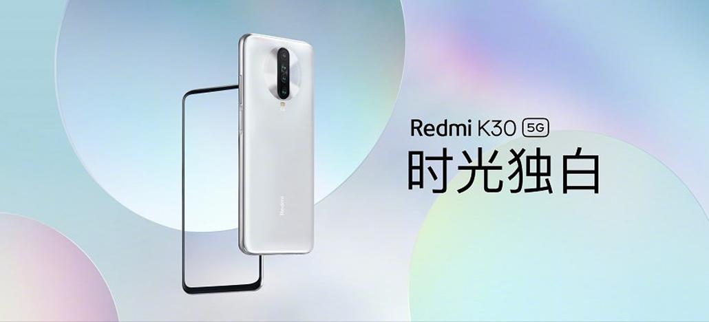 Redmi K30 chega com tela de 120Hz e Snapdragon 765G e sensor Sony IMX686 de 64MP