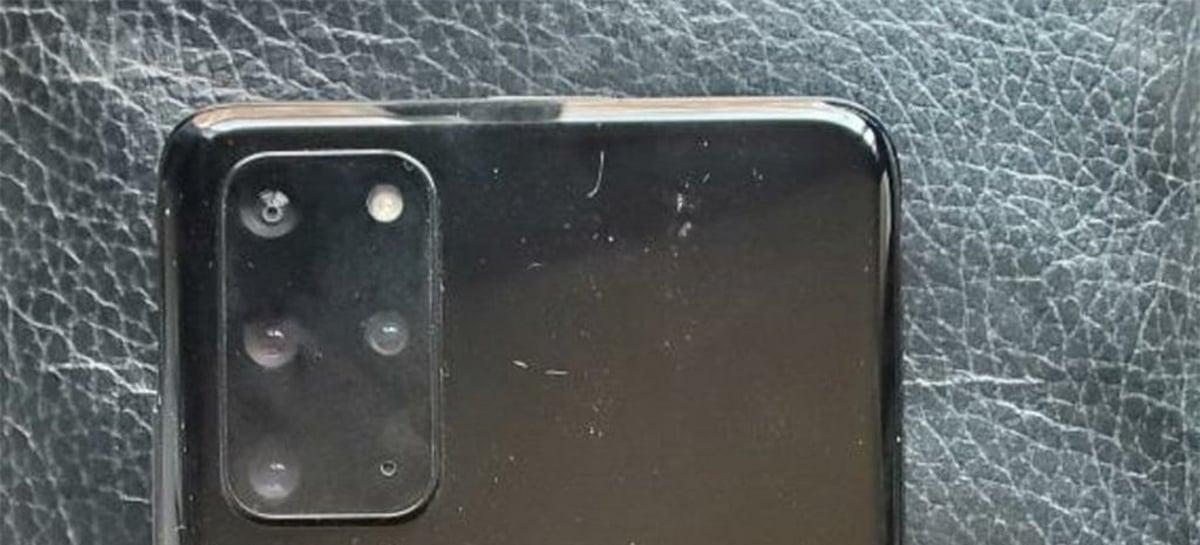Samsung Galaxy S20+ suportará gravação de vídeos com resolução 8K e 30 fps