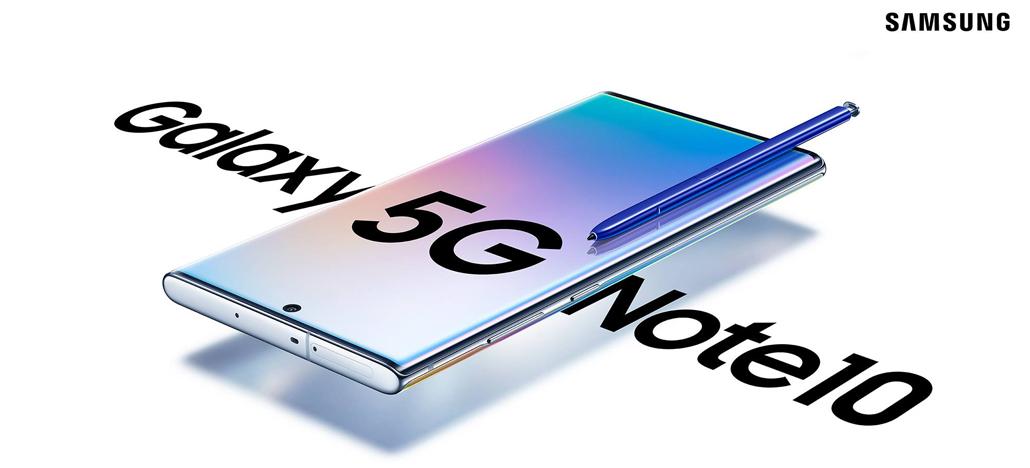 Samsung Galaxy Note10 5G recebe nova versão de testes do Android 10