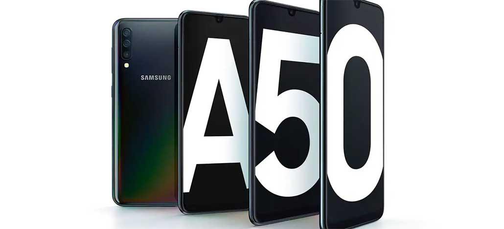 Samsung lança no Brasil Galaxy A50 com 128GB