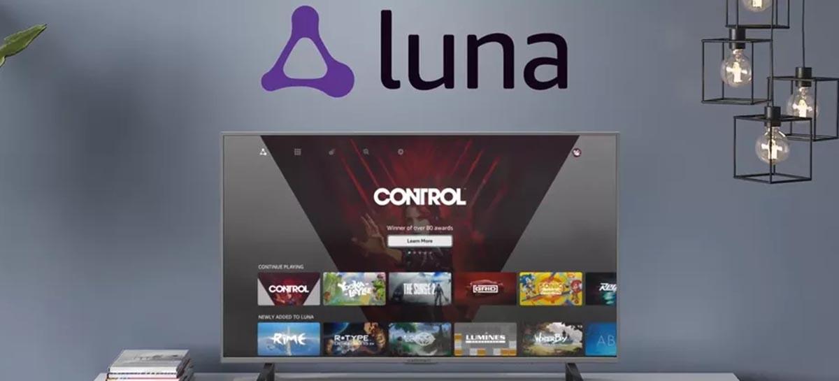 Amazon anuncia Luna, seu novo serviço de serviço de aluguel de jogos na nuvem