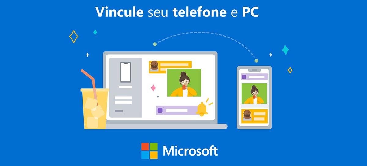 Microsoft traz atualizações para o aplicativo Seu Telefone do Windows 10