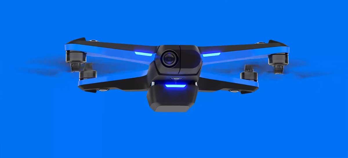 Empresa de drones Skydio fecha importante contrato com EagleView