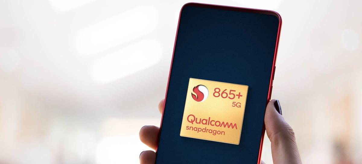 Qualcomm Snapdragon 865 Plus atinge quase 650.000 pontos no AnTuTu