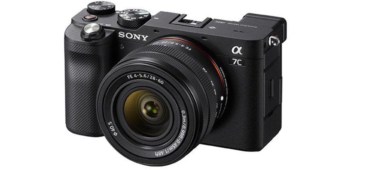 A7C nova câmera compacta da Sony vaza e deve ser lançada no dia 15 de setembro