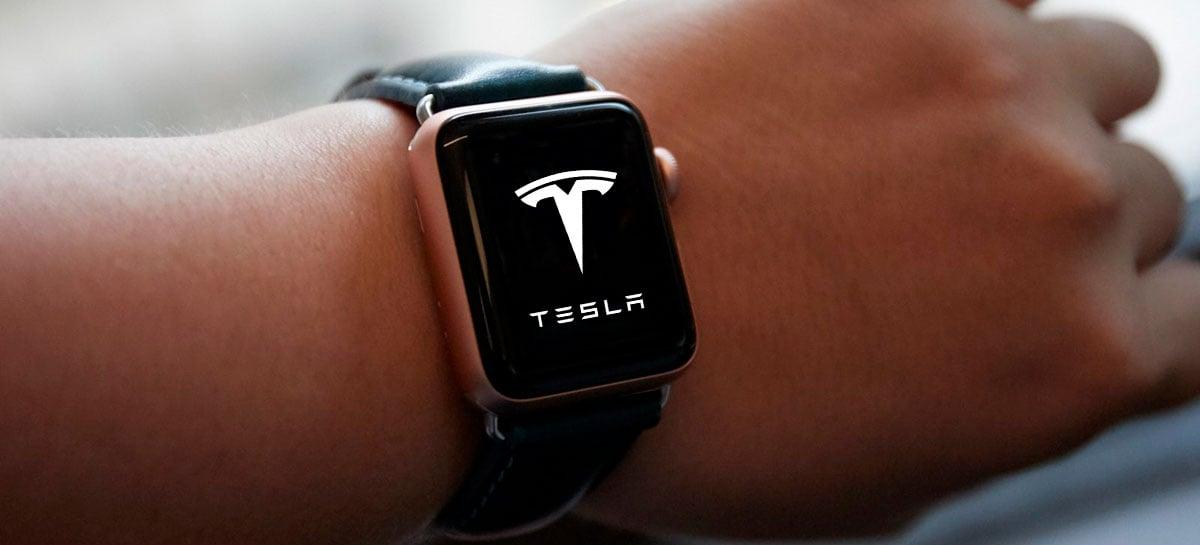 Tesla estaria trabalhando em um smartwatch em parceria com a Xplora