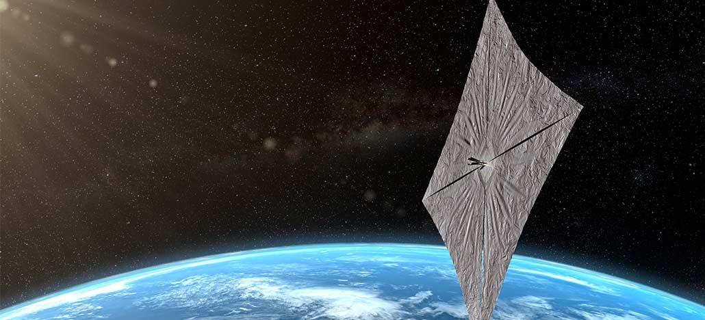 Satélite LightSail 2 poderá ser visto da Terra a olho nu