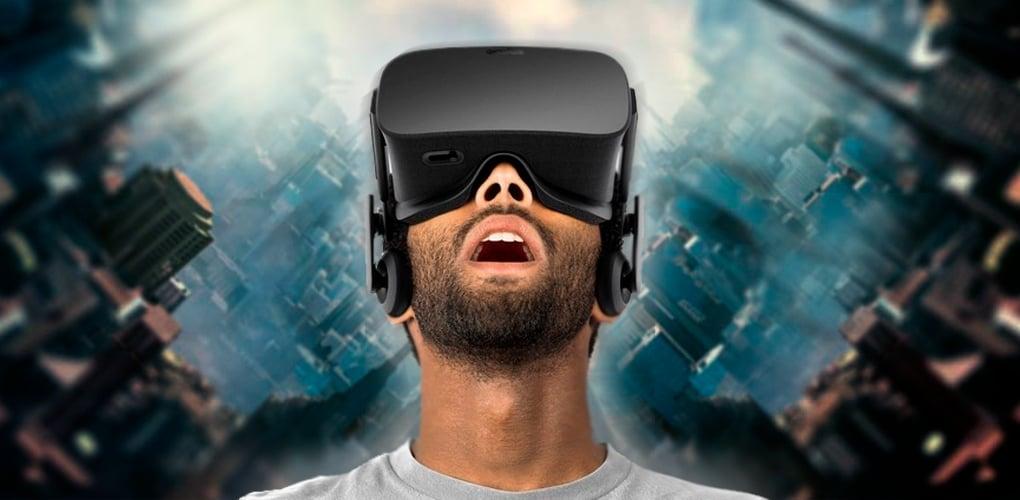 Experiência VRTOP em Realidade Virtual