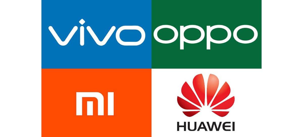Huawei, Oppo, Vivo e Xiaomi unem forças para competir com a Google Play Store
