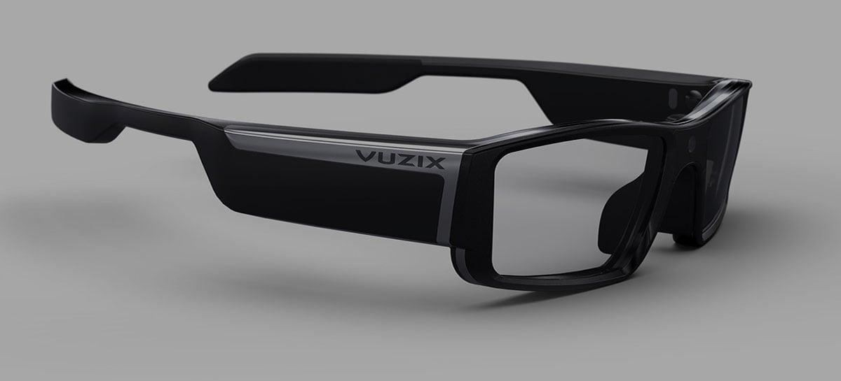 Vuzix demonstra alguns benefícios do uso de smart glass por pilotos de corrida