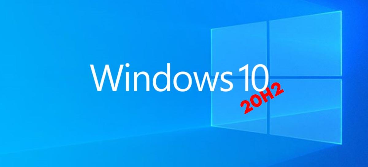 Versão final da atualização de outubro do Windows 10 foi lançada para os Insiders