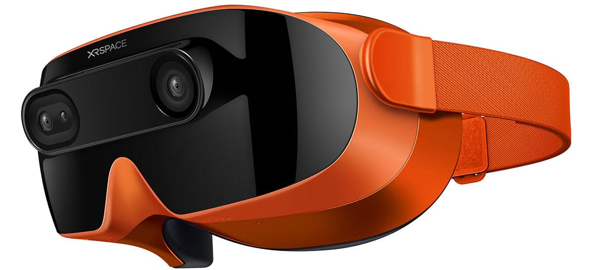 Ex-CEO da HTC apresenta novo headset VR XRSpace Mova com suporte a 5G
