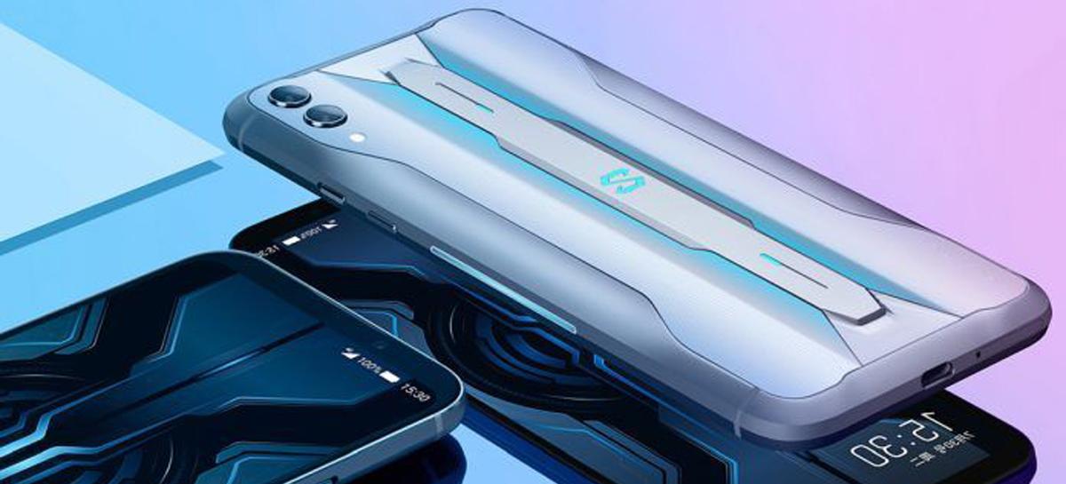 Celulares gamers Black Shark 3 e Black Shark 3 Pro com Snapdragon 865 aparecem no Geekbench