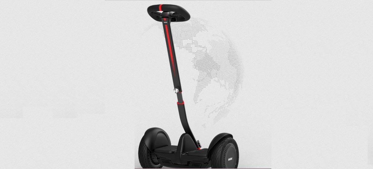 Xiaomi lança nova scooter de auto-equilíbrio com autonomia que surpreende