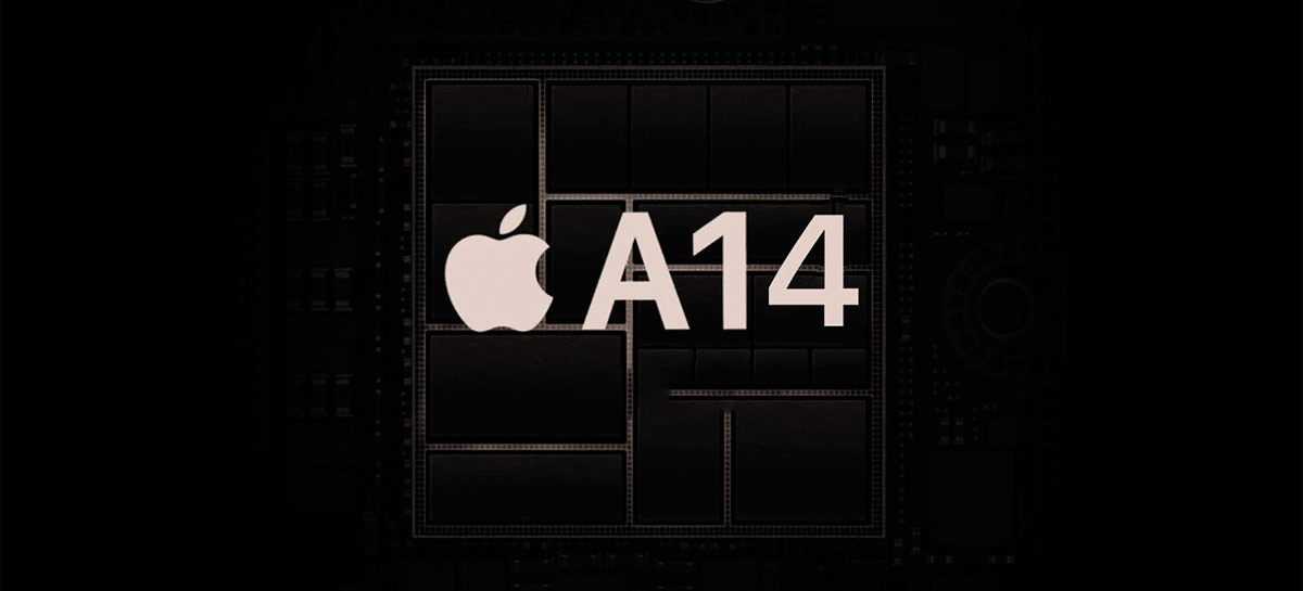 Informações do A14X Bionic vazam e mostram que ele supera um MacBook Pro facilmente