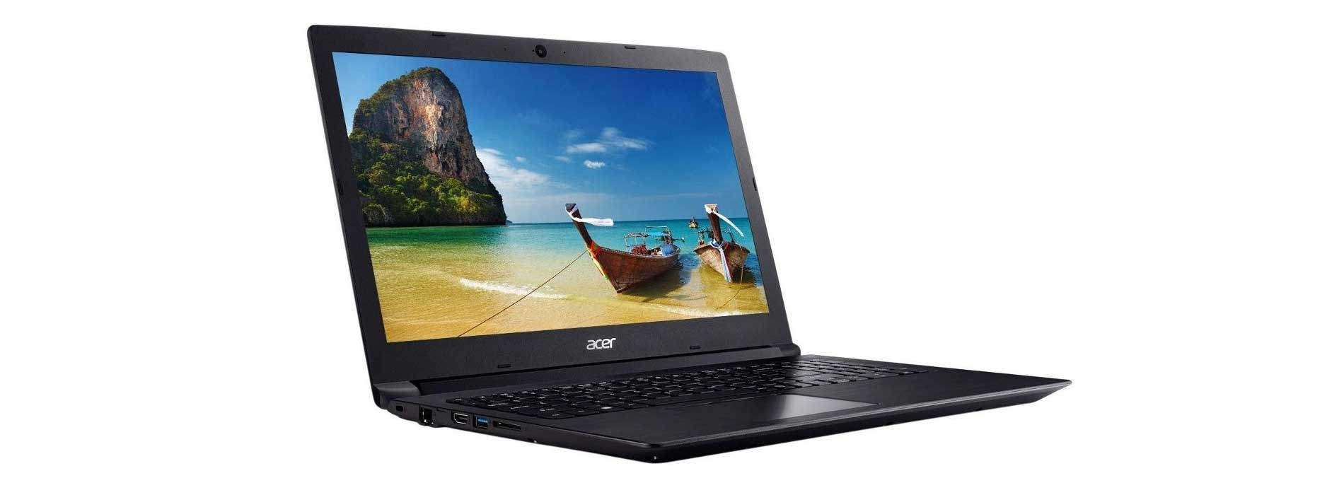 Acer Aspire A315: VALE A PENA um NOTEBOOK com AMD RYZEN 3?