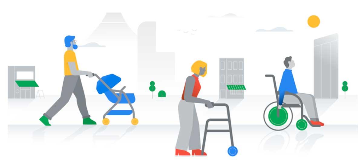 Google lança aprimoramentos para apps que melhoram a acessibilidade