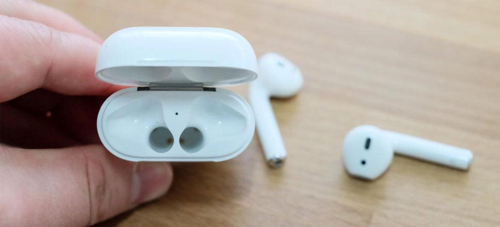 Apple pode lançar AirPods 3 à prova d'água no fim do ano, segundo analista
