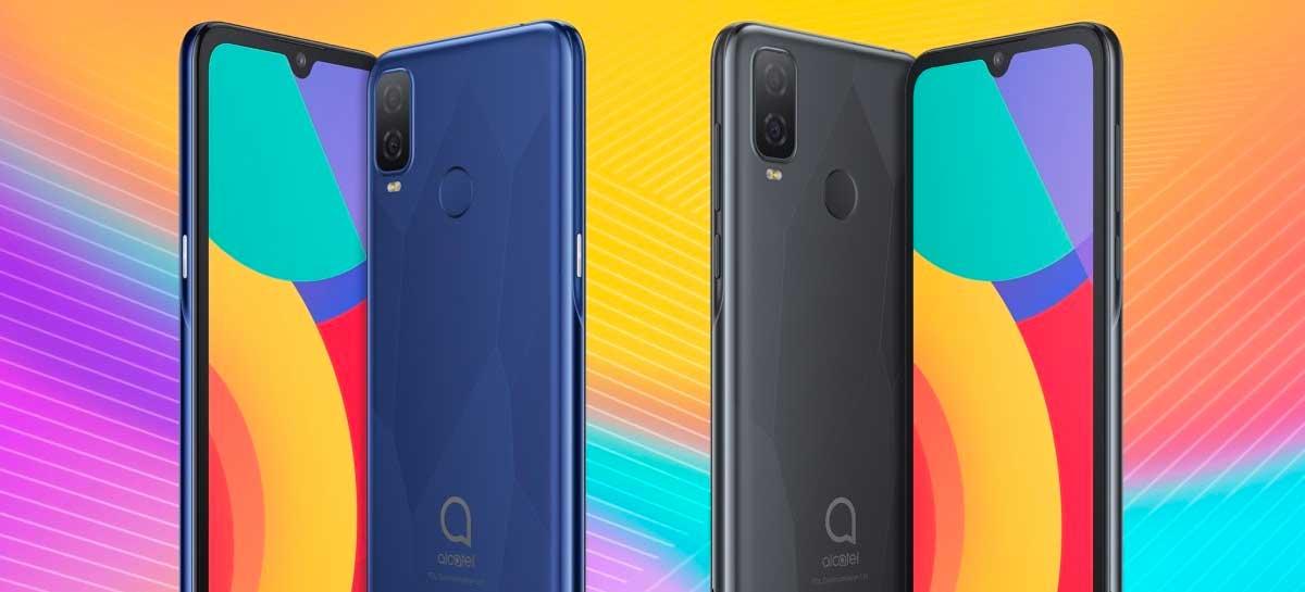 TCL revela dois novos smartphones para o segmento de entrada com Android GO