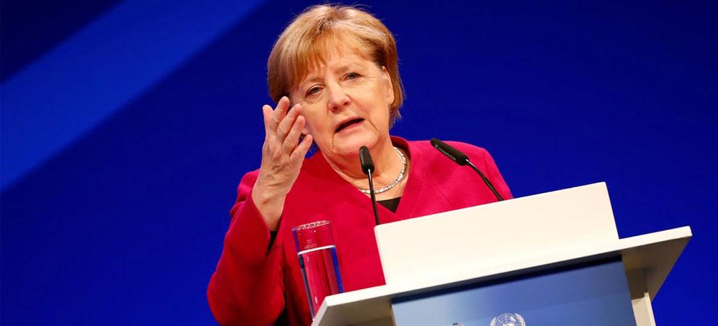 Angela Merkel defende instalações de tecnologias 5G da Huawei na Europa