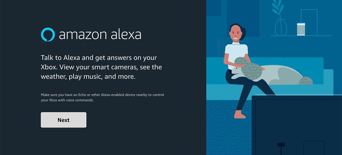 Xbox vai receber um app dedicado da Alexa e oferecer mais recursos por voz