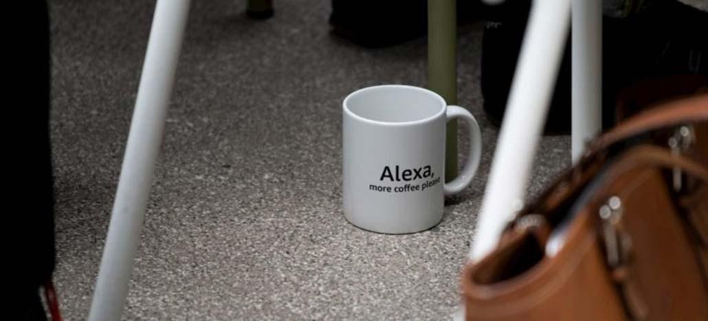 Amazon quer Alexa em todos os dispositivos de sua casa