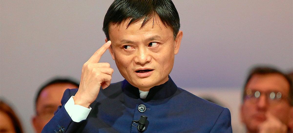 Jack Ma, o fundador e dono da Alibaba, não é visto há 2 meses
