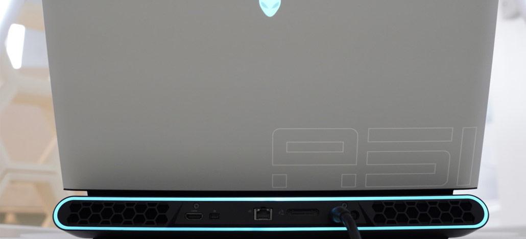 Dell revela Alienware Legend, que estreia com notebook gamer customizável Area-51m