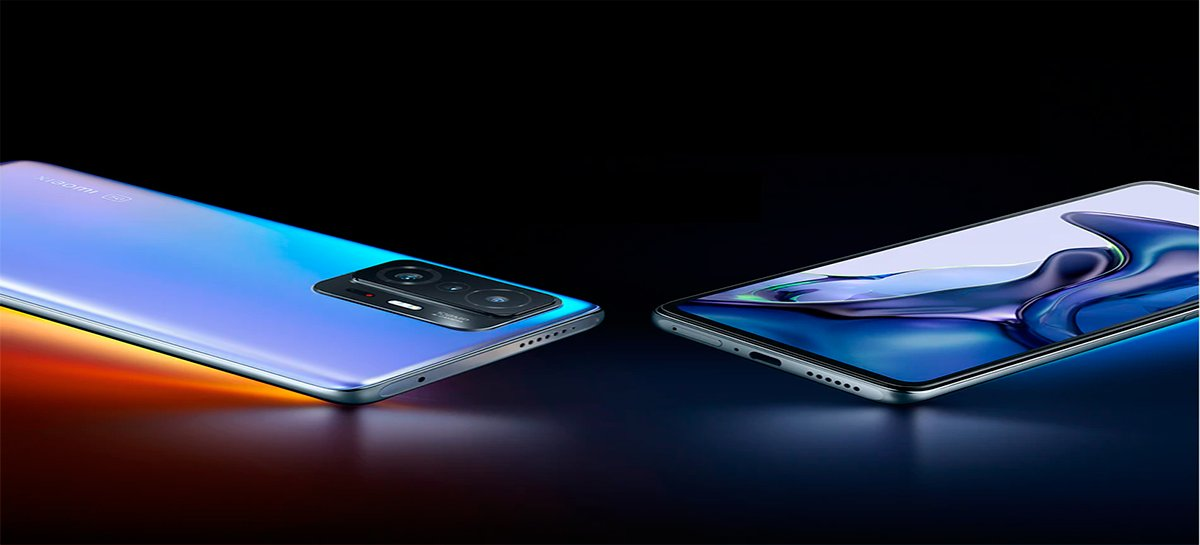 Promoção de 4 lançamentos da Xiaomi por tempo limitado: Pad 5, 11T Pro, 11T e 11 Lite